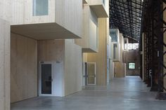 Gallery - Technopole for Industrial Research Shed #19 / Andrea Oliva Architetto - 9