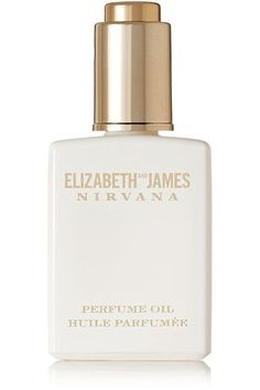 Elizabeth and James Nirvana - Nirvana White Perfume Oil - Peony, Muguet & Tender Musk, 14ml - one size