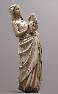 Virgin and Child, 1250-75 Northern France