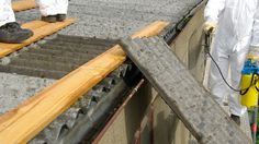 Photo about Asbestos, dangerous work on the roof. Image of mineral, overall, roof - 6336808 Good To Know, How To Remove, Stock Photos, Icons, Website, Illustration, Exhibitions, Training, Illustrations