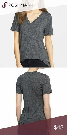 NWOT 💣 Rag & Bone Classic V-neck Tee Size small Never worn tags removed Charcoal color  Super soft material and so lightweight rag & bone Tops Tees - Short Sleeve