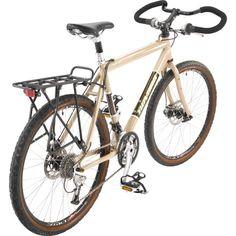 Trekking bike.