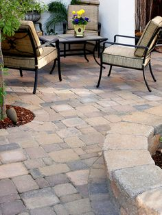 Patio Paving Stones