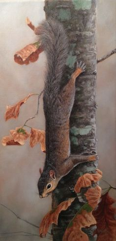 The Original Tree Hugger by artist Kathleen Wiley