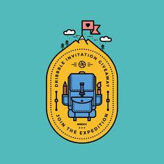 Badges & Emblems on Behance
