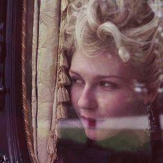 Marie Antoinette (Kirsten Dunst) by Sofia Coppola. Sofia Coppola, Kirsten Dunst Marie Antoinette, Poor Little Rich Girl, Rococo Fashion, Jacqueline Kennedy Onassis, Big Love, Film Stills, Madame, Versailles