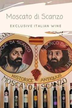 Moscato di Scanzo, exclusive Italian wine - Wine from northern Italy, where to drink wine in Italy, wine in Bergamo