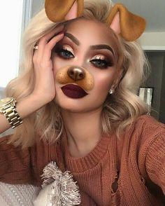 @taraivia her ig is @makeupbyalinna