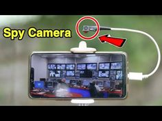 How to make Spy CCTV Camera at home with old Phone Camera How to make - Reality Worlds Tactical Gear Dark Art Relationship Goals