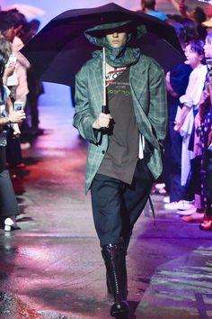 Raf Simons Spring 2018 Menswear Collection Photos - Vogue