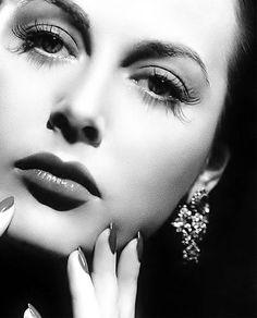 Hedy Lamarr fotografiada por Clarence Sinclair Bull, 1944
