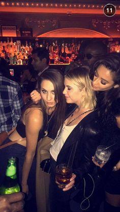 #PLL~ Spencer looks proper drunk