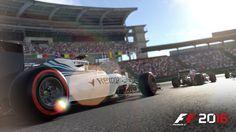 Formula 1 2016 Game Review