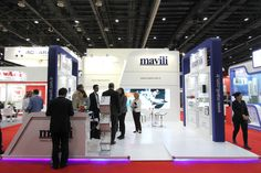 Mavili Stand By Focusdirect At Intersec 2017