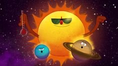 "Outer Space: ""I'm So Hot,"" The Sun Song by StoryBots (+playlist)"