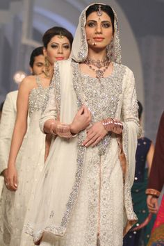 Teena by Hina Butt Collection at Pantene Bridal Couture Week 2013 Day 2