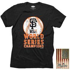 San Francisco Giants 2014 World Series Champions Triblend T-Shirt - MLB.com Shop