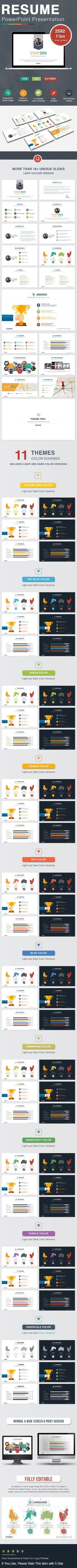 Seo powerpoint template website optimization online marketing and resume powerpoint powerpoint templates presentation templates toneelgroepblik Choice Image