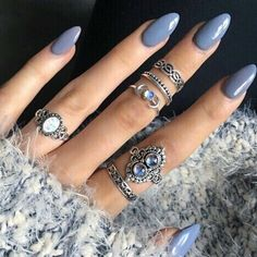 Best Gel Nails for 2018 - 64 Trending Gel Nails - Best Nail Art