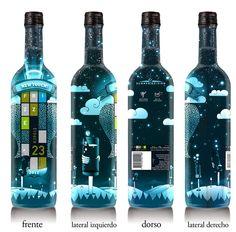 Festive Frizzé Liquor Bottles: Packaging Trends 2013 - Packaging Insider
