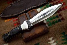 Custom Handmade Hammered 1095 High Carbon Dagger SMATCHET Fairbairn Knife by ComeandTakeThem on Etsy