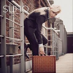 140903 MCM x EXO - SUHO pic.twitter.com/88oDxVKrPc
