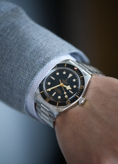 Men's Watches, Dream Watches, Cool Watches, Watches For Men, Wrist Watches, Tudor Black Bay, Stylish Watches, Vintage Rolex, Omega Watch