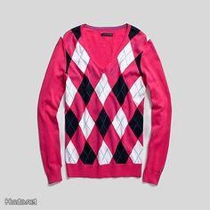 Pink Tommy Hilfiger knit / Vaaleanpunainen Tommy Hilfiger -neule