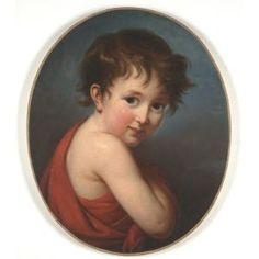 Portrait de Michel, Elisabeth Louise Vigée-Lebrun, 1802, Dallas Museum of Art