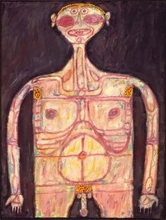 Jean Dubuffet , French  1901 - 1985