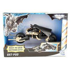 Batman The Dark Knight Rises Bat-Pod Figure$34.99