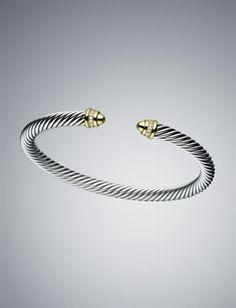 5mm Diamond Cable Classics Bracelet