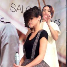 Hair show.