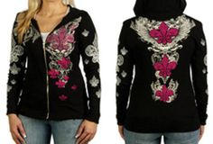 Harley Davidson Apparel in Womens Clothing