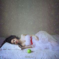 Snow White (a photo by Millie Delcheva) fairi tale, snow white