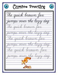 practice cursive writing short sentences worksheets for kids cursive handwriting practice. Black Bedroom Furniture Sets. Home Design Ideas