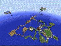 Minecraft World Map - lumea lui avg