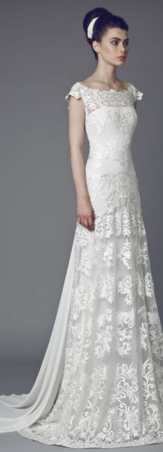 Tony Ward 2015 Bridal Collection #Provestra #Skinception #coupon code nicesup123 gets 25% off
