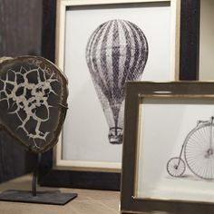 Gorgeous frames to match the decor