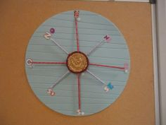 Rosa dos Ventos Clock, School, Wall, Water Cycle, Interactive Notebooks, Face Paintings, Crafts For Children, Geography, Social Studies