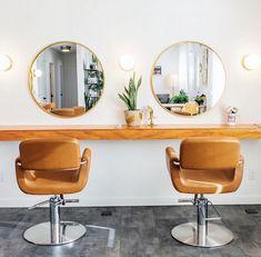 Interior Design Pictures, Interior Design Gallery, Interior Design Software, Interior Design Images, Salon Interior Design, Interior Design Magazine, Salon Design, Home Hair Salons, Beauty Salon Interior