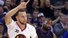 With Kevin Durant's backing, Stephen Curry finds groove