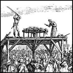 The Breaking Wheel | 16 Of The Most Fucked-Up Torture Methods From History