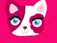 Kitty Cat by Saxie3toes.deviantart.com on @DeviantArt