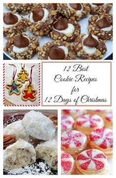 12 Best Cookie Recipes & Cookie Link Up | Intelligent Domestications