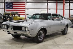 1969+Oldsmobile+442+Coupe