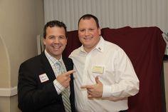 Steve and I at my annual event at Mister Magoo's #Petaluma