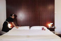 Comfortable King Beds // Hotel Palma Mallorca - Majorca