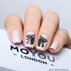 Пластина для стемпинга MoYou London Bridal 07 - купить с доставкой по Москве, CПб и всей России.