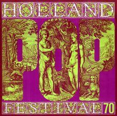Holland Pop Festival 70 KRALINGEN
